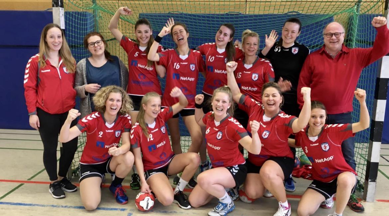 Im Auswärtsspiel in Gerresheim konnten die Löwinnen der SG Ratingen ihren zweiten Auswärtssieg feiern.