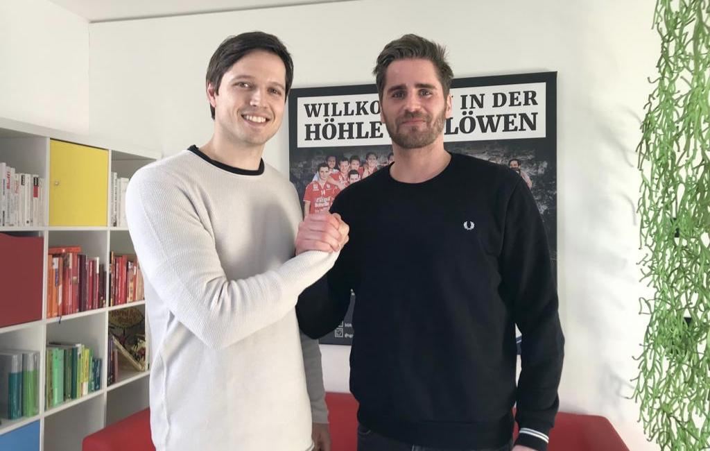Die SG Ratingen verpflichtet Alexander Oelze.