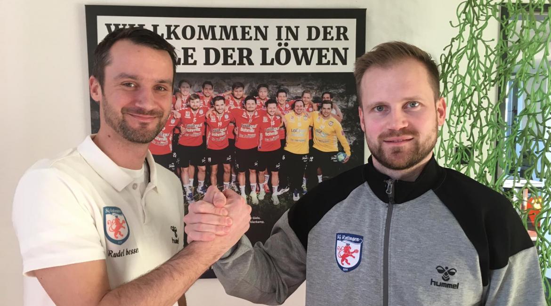 René Osterwind verlängert bei der SG Ratingen und führt das Verbandsliga-Team in die nächste Saison.