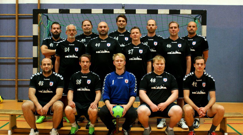 Die vierten Herren der SG Ratingen.