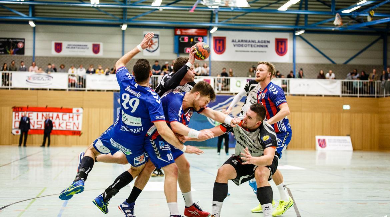 Am Ende eines packenden Topspiels müssen sich die Löwen in der Regionalliga Nordrhein geschlagen geben.