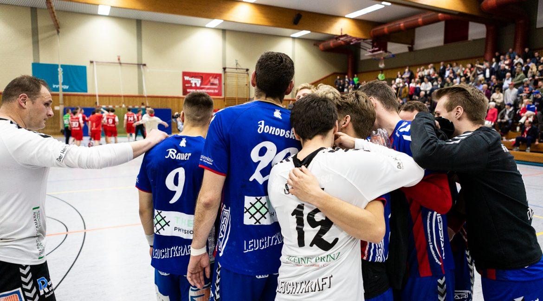 Die Löwen verloren im letzten Spieltag die Meisterschaft.