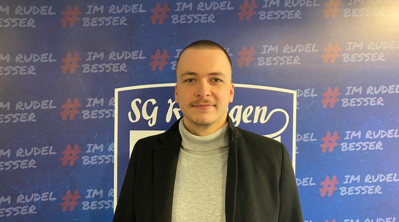 Die SG Ratingen verpflichtet Tim Koenemann.