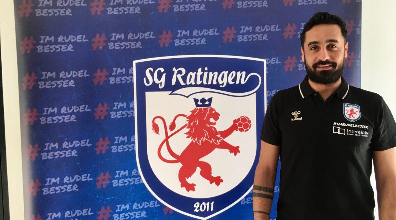 Wael Horri trainiert künftig die B-Jugend der Löwen.