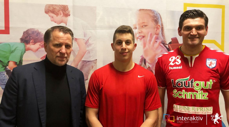 Die SG Ratingen verpflichtet US-Nationalspieler Ty Reed bis Saisonende.