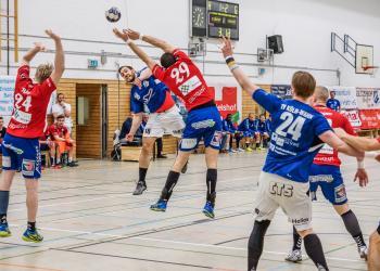 """Beim TV """"Jahn"""" Köln-Wahn konnten die Löwen einen deutlichen 21:31 Auswärtssieg feiern."""
