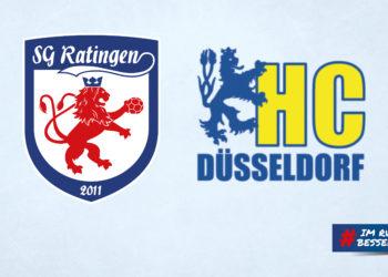 Die SG Ratingen und der HC Düsseldorf ziehen ein positives Fazit.