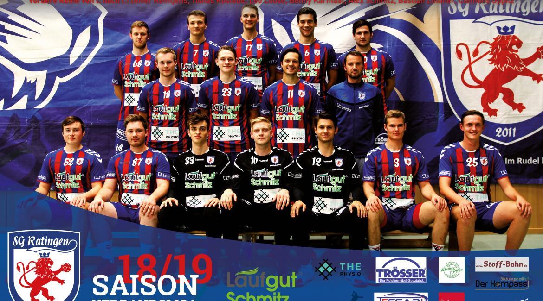 Am 21. Spieltag ist die Zweitvertretung des LTV Wuppertal zu Gast in der Höhle der Löwen.
