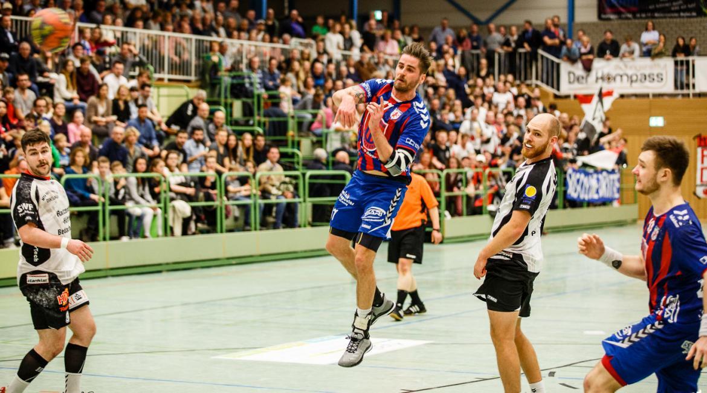 Im letzten Heimspiel der Saison empfang die Löwen die HSG Siebengebirge.