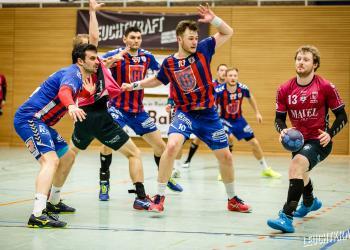 Die Löwen schlagen den TV Rheinbach im ersten Heimspiel des Jahres.