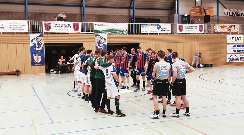 Beim Unentschieden gegen Korschenbroich verlieren die Löwen einen Punkt.