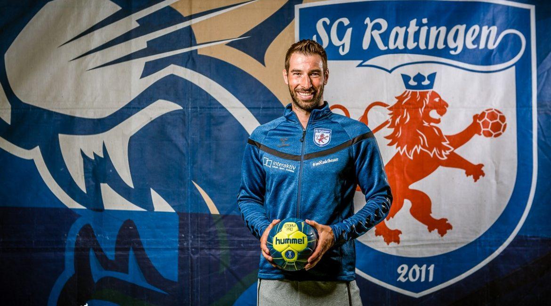 Sven Wies verlässt die SG Ratingen zum Jahresende.